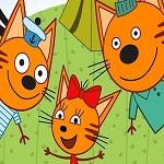 رحلة عائلة القطط